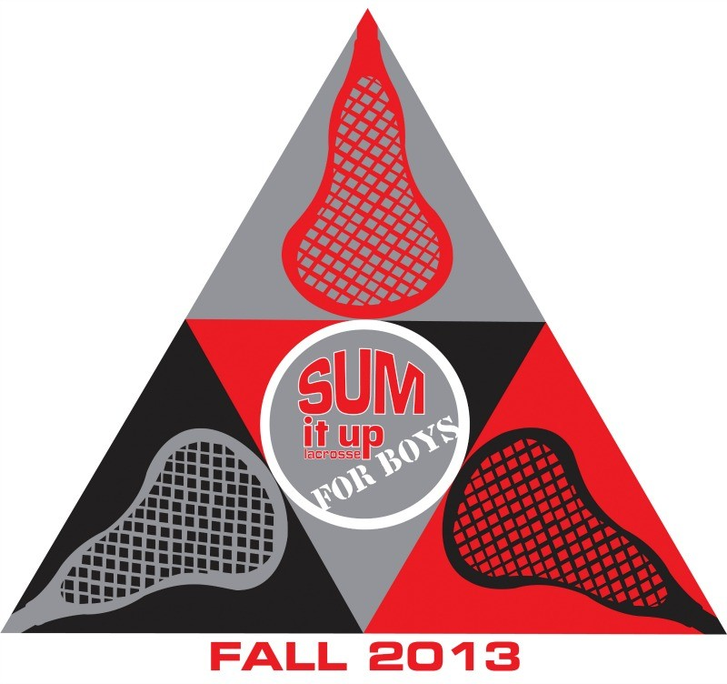 Sum It Up Lacrosse Fall 2013 Boys T-Shirt