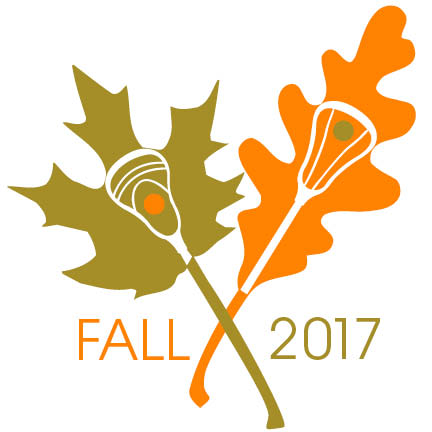 Fall Lacrosse Clinics Graphic Art 2017 | Sum It Up Lacrosse NJ