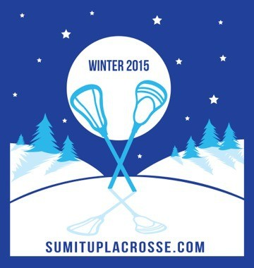 Sum It Up Lacrosse Winter 2015 T-Shirt