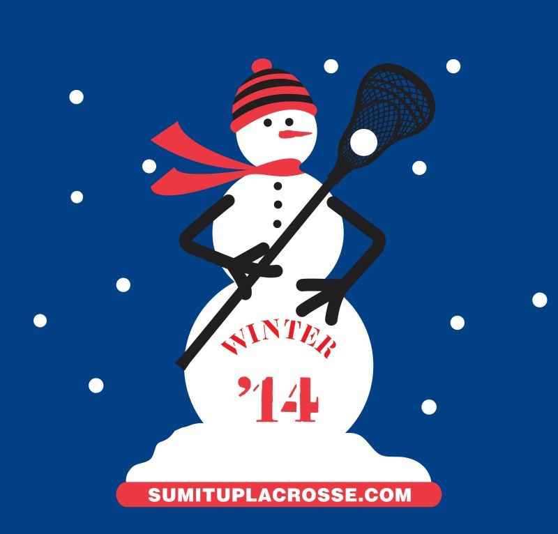 Sum It Up Lacrosse Winter 2014 Boys T-Shirt