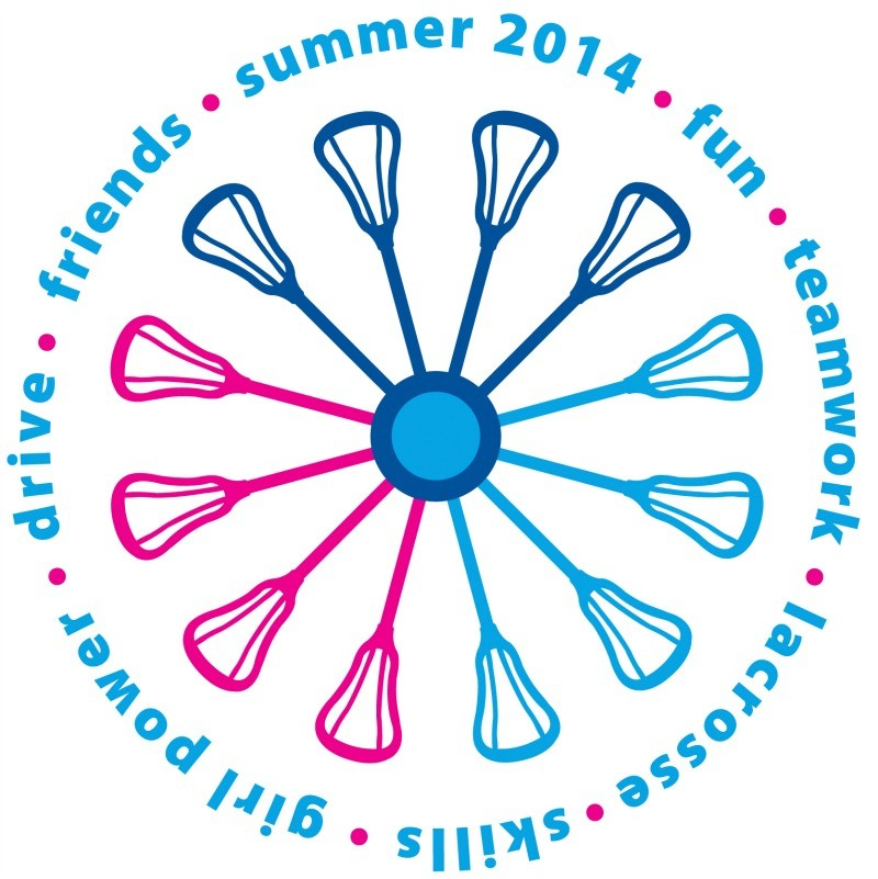 Sum It Up Lacrosse Summer 2014 Girls Tshirt