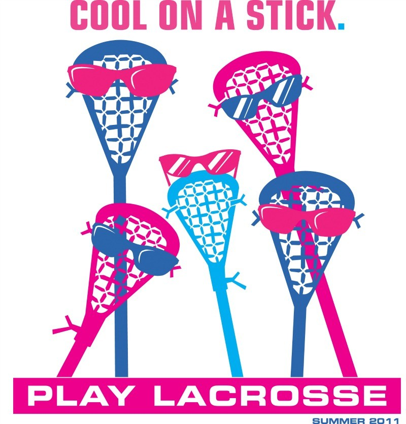 Sum It Up Lacrosse Summer 2011 Girls T-Shirt