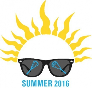 Summer 2016 camp t-shirt for Sum It Up Lacrosse camps