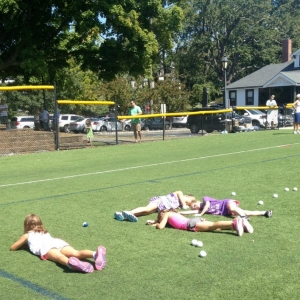 Sum It Up Lacrosse Girls Fall 2014 Clinic