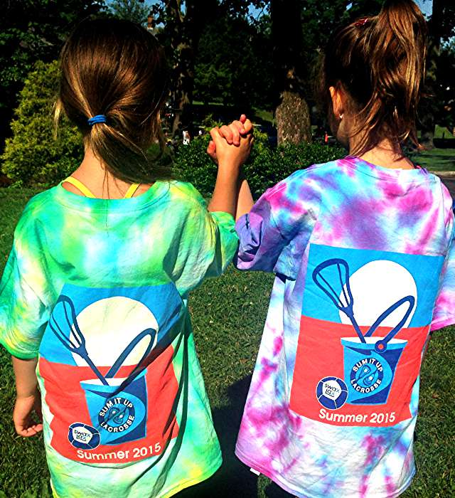 2015 Tie-Dyed Shirts