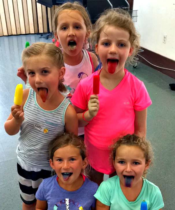 Ice Pop Tongues