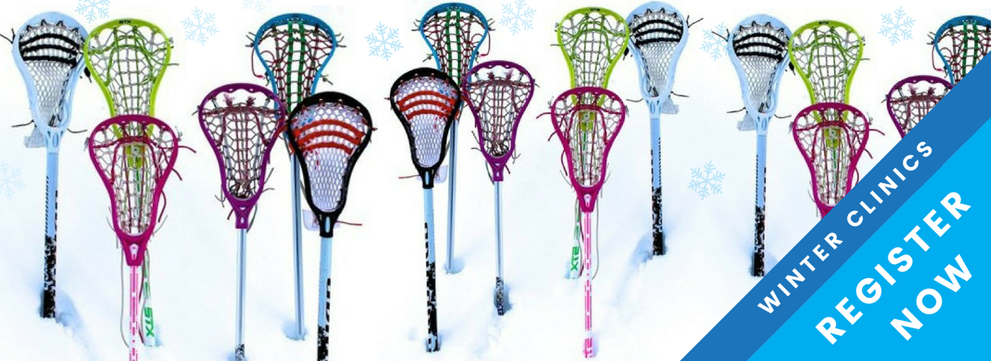 Register now for Winter 2018 Indoor Lacrosse Clinics at Sum It Up Lacrosse in NJ